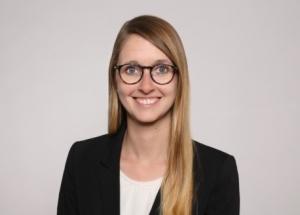 Jalina Maaßen, Projektleiterin bei der Wirtschafsförderung der Stadt Aachen
