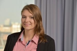 Sarah Güsken, Leiterin wissenschaftliche Begleitforschung beim IMA - Lehrstuhl für Informationsmanagement im Maschinenbau der RWTH Aachen University